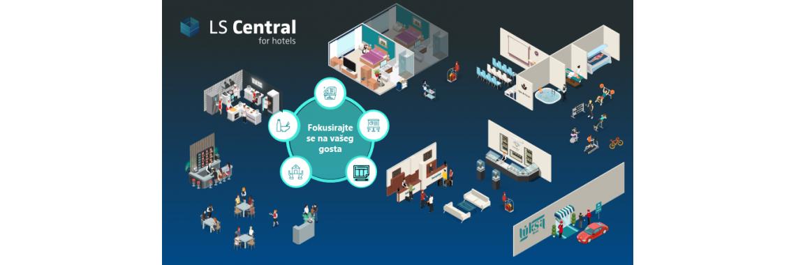 Rešenja za hotele i ugostiteljstvo