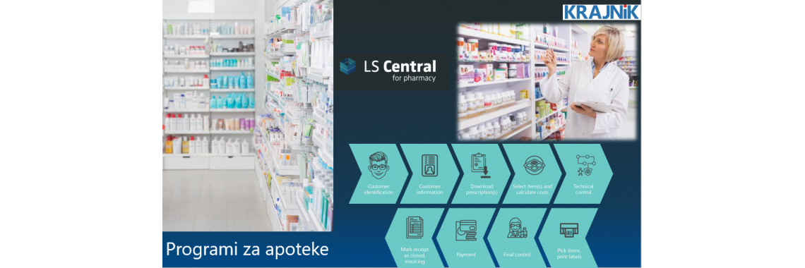 Programi za apoteke